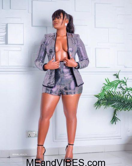 Cee-C's Cleavage Is Out Of Control In Hot Sexy New Pic