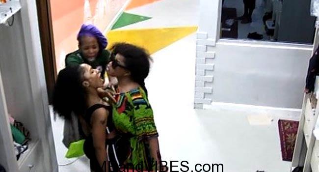 BREAKING: Tacha Disqualified From #BBNaija (See Shocking Reason)