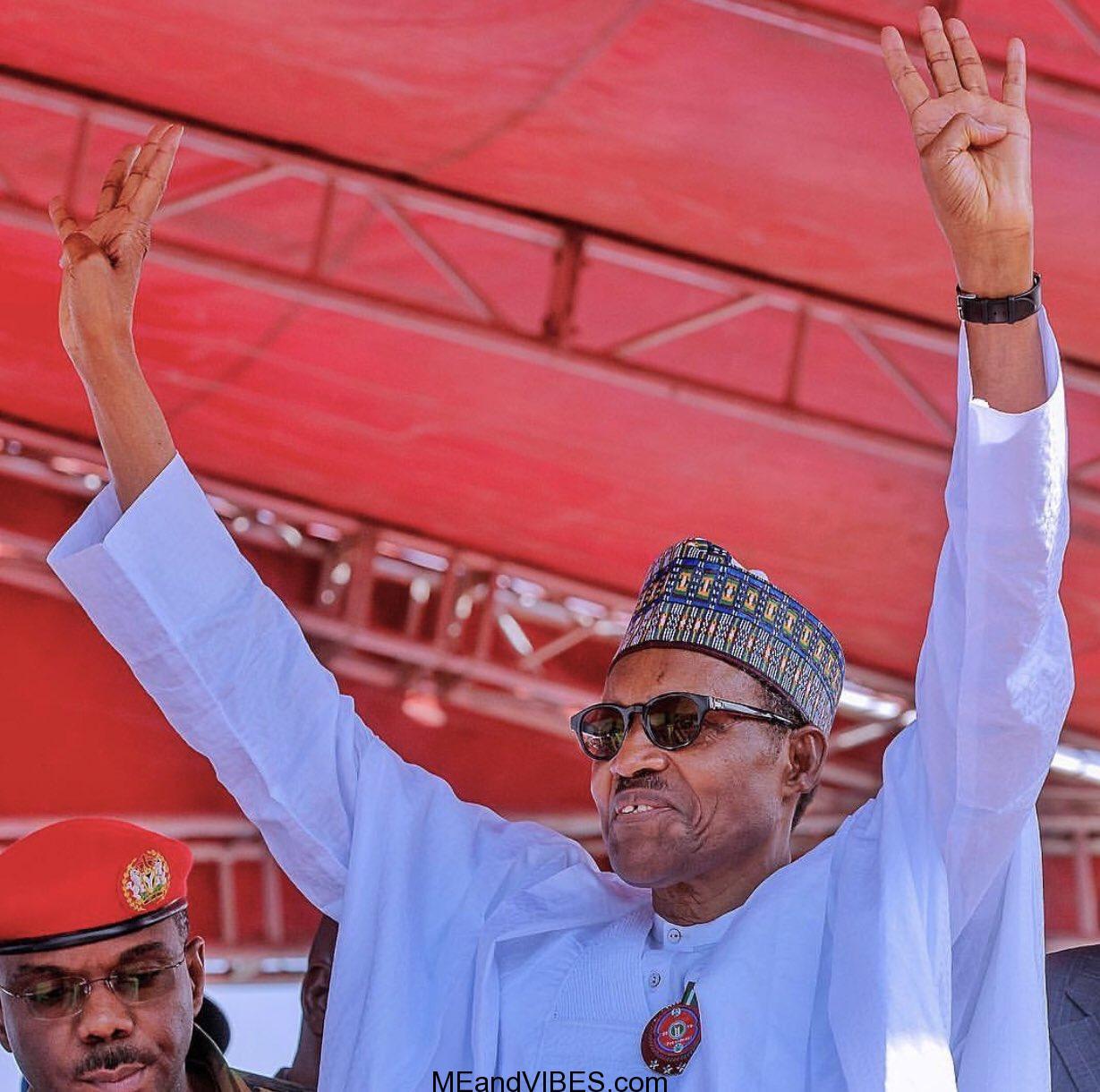 Tribunal Decleares Buhari Winner