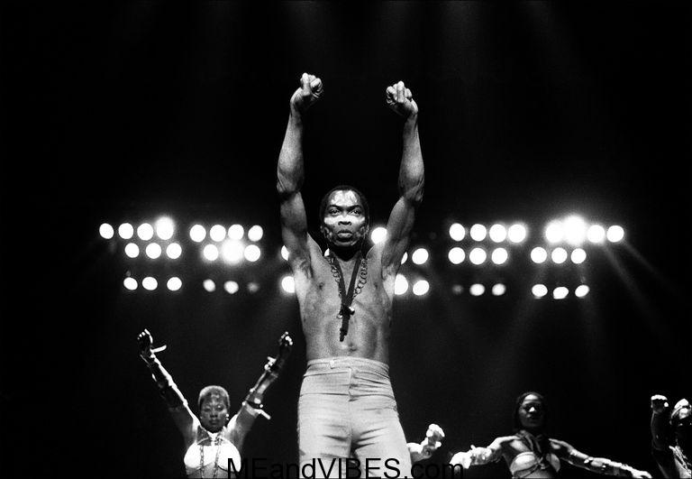 Could Fela Kuti be Burna Boy's father? Or Could Burna Boy be Related To Fela Kuti?