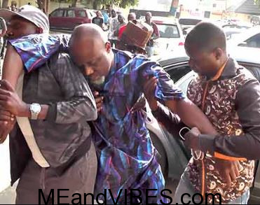 Dino Melaye 'Unable To Stand' At Resumed Hearing Of His Criminal Trial In Abuja