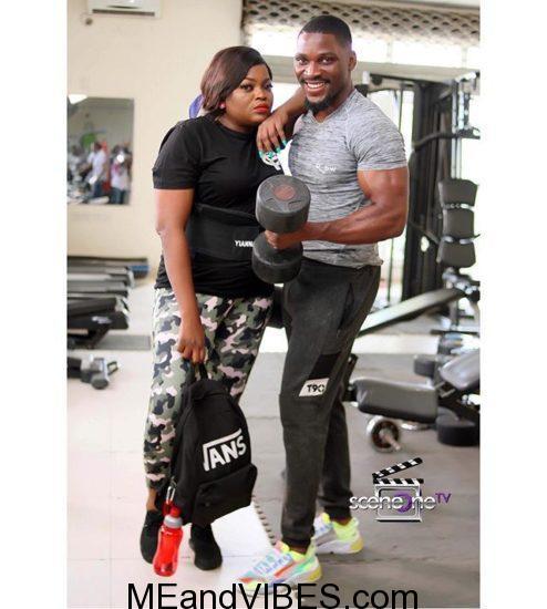 Funke Akindele announces Tobi Bakre as Jenifa's Diary latest act