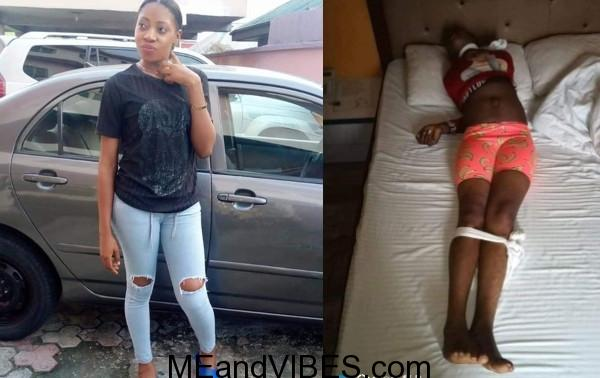 She was not a prostitute but worked at the hotel - Sister of latest victim of Port Harcourt serial killer cries out