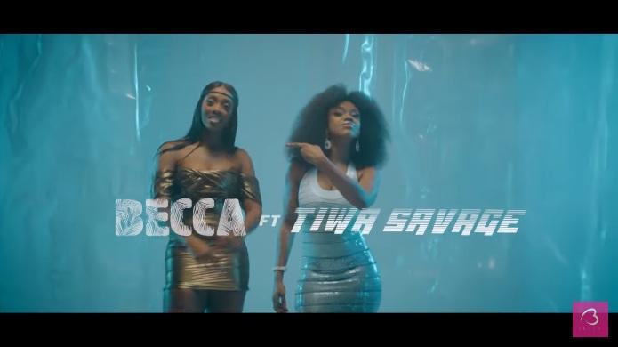 VIDEO: Becca ft. Tiwa Savage – Yes I Do