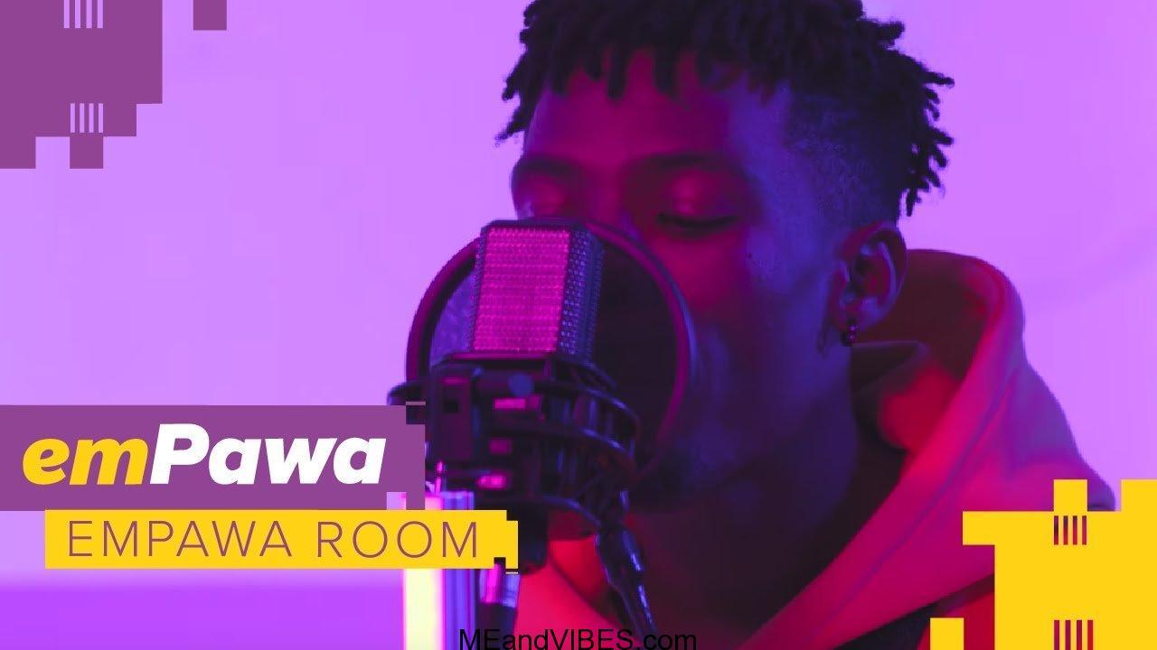 VIDEO: Joeboy - Beginning (Live at emPawa Room)