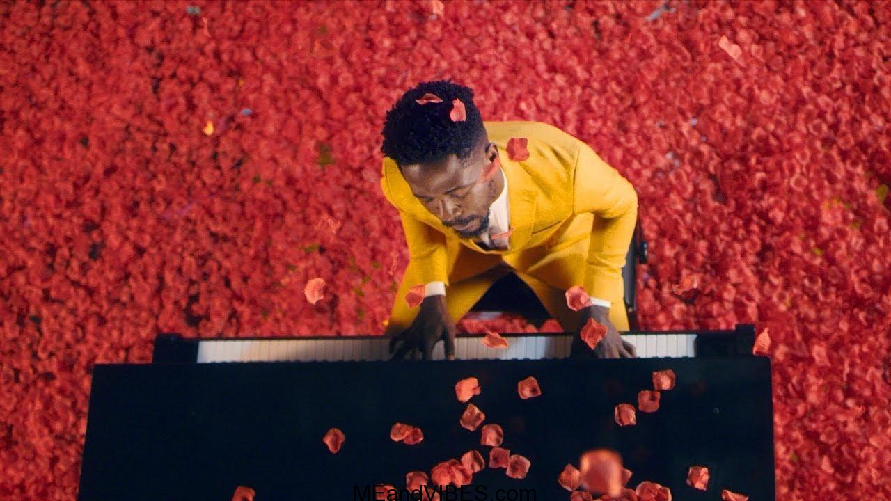 VIDEO: Johnny Drille — Count On You (Str. Teddy-A And BamBam)