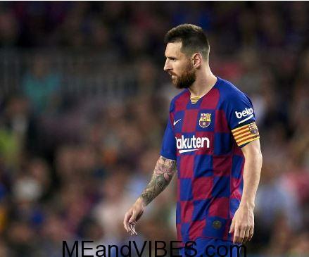 World Best Awards: FIFA Speaks On Rigging Votes For Messi