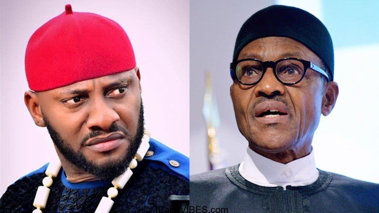 Yul Edochie mocks Nigerian Judiciary and President Buhari's victory at the Tribunal