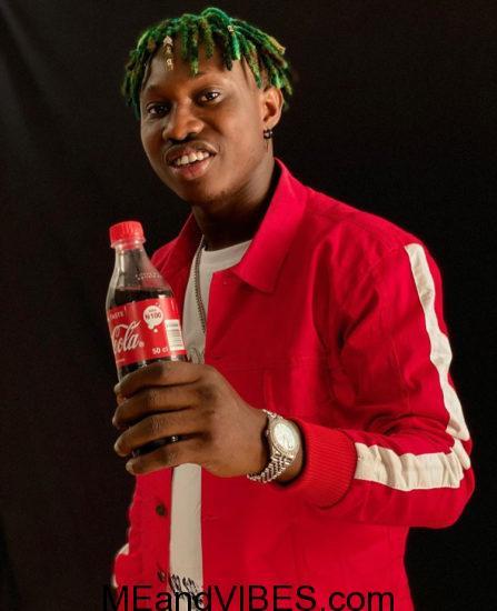 Zlatan Ibile Becomes Coca Cola's Brand Ambassador
